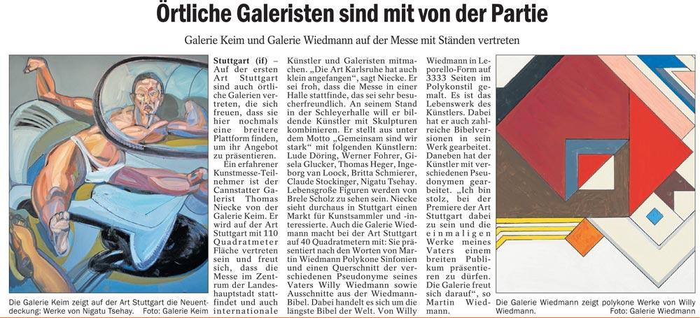 Stuttgart-galeristen